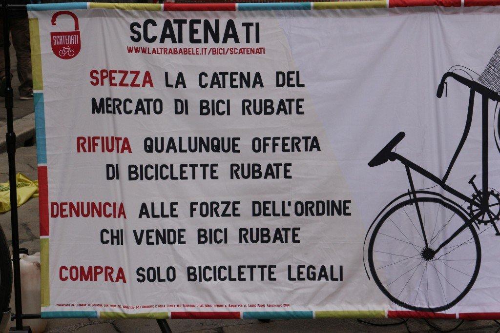 l'altra babele bici bologna