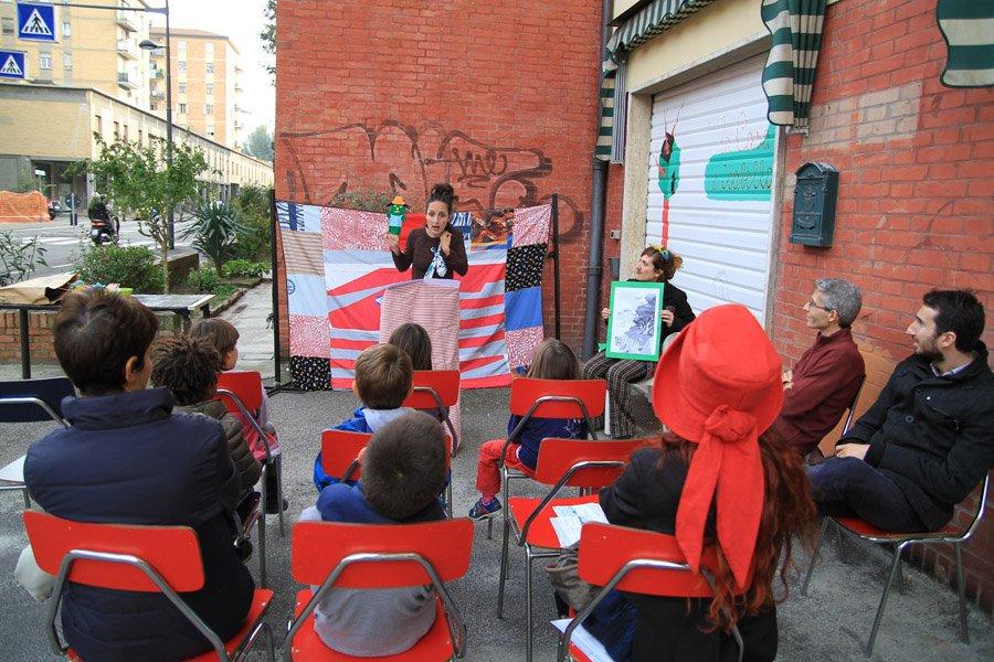 riqualificazione urbana cittadinanza attiva