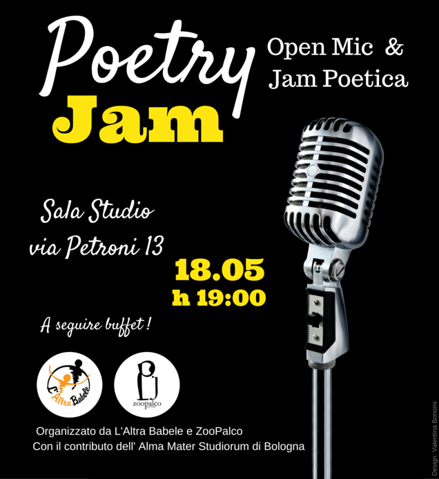 Poetry jam altrababele website