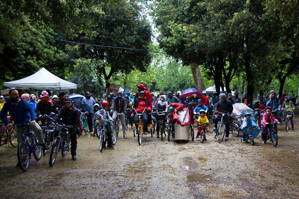 BikePridePartenza