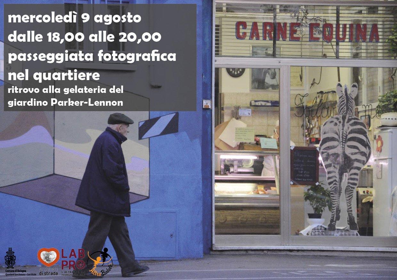 passeggiata fotografica Quartiere San Donato