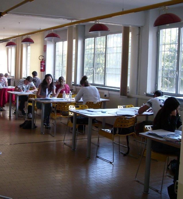 chiusura aula studio via Gandusio 10