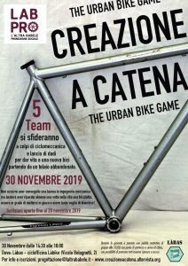 il primo urban bike game dedicato ai ravaldoni