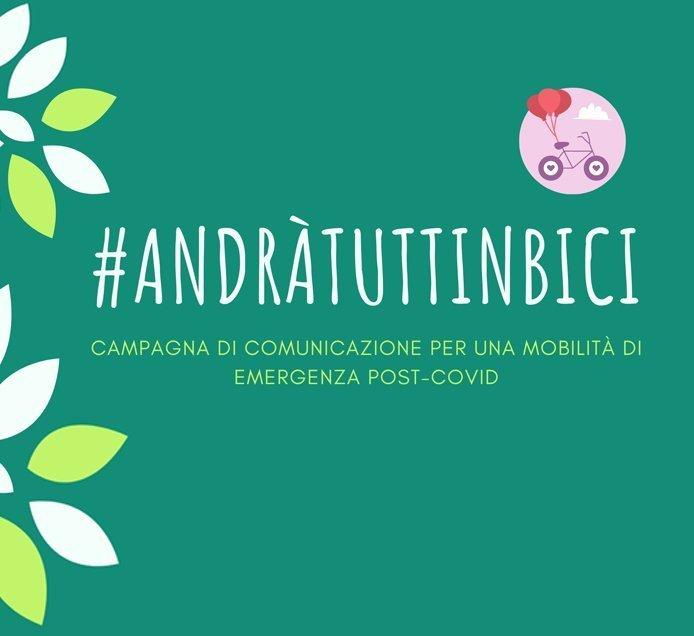 campagna #andràtuttinbici
